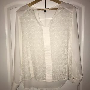 Outback Red Beautiful Women White Blouse